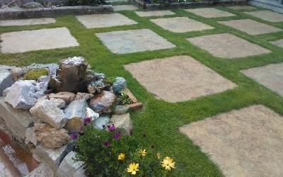 Losas De Jardin Decoracin Del Hogar Prosalocom